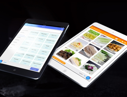 Customer iPad/Android Pad Self-Order System